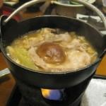 源泉かけ流しの宿金龍園で料理を食べたよ