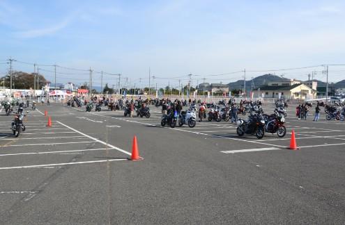 桐生ボート駐車場