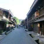 飛騨高山さんまちに行って食べ歩きしたよ