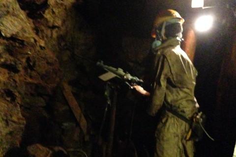 昭和の採掘