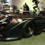 那須PSガレージでバットマンカーを見てきたよ