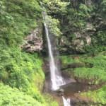 裏見の滝と武尊神社に行ったよ