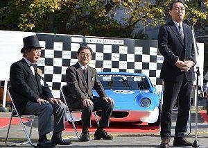 桐生亀山市長の挨拶