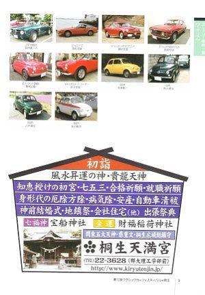 イタリアのクラシックカー展示車両一覧
