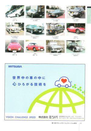 トヨタのクラシックカー展示車両一覧