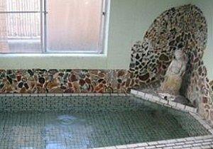 旅館石亭内風呂