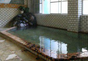 楽善荘内風呂