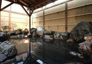 上田屋旅館露天風呂