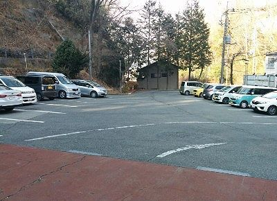 大江戸温泉物語伊香保駐車場