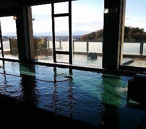 ホテルふせじま大浴場
