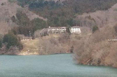 草木湖畔に建つサンレイク草木