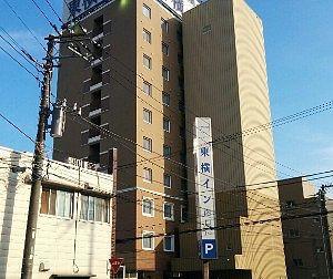 東横イン桐生南口外観