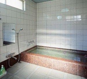ホテル桐盛館大浴場