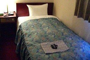 パールホテル客室