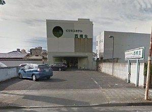 ビジネスホテル西桐生外観