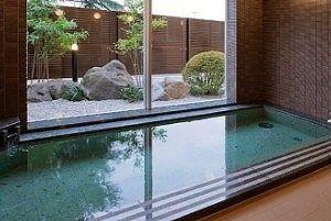 桐生グランドホテル大浴場