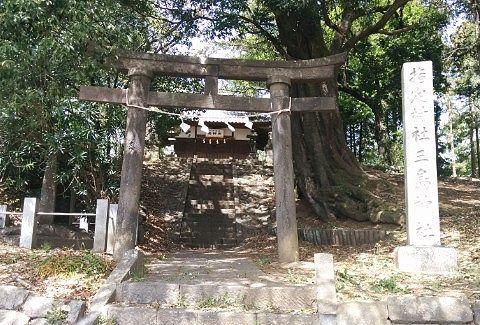 薮塚三島神社
