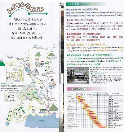 奥日光高原ホテルパンフレット2