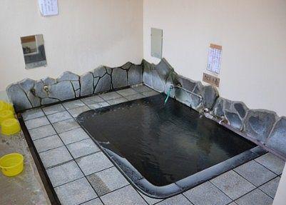 麻釜の湯の様子