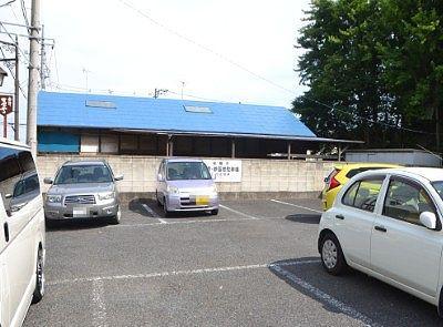 福厳寺駐車場