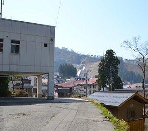 野沢医院駐車場