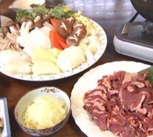 喜八館の料理