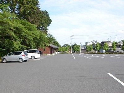 ながめ公園北駐車場