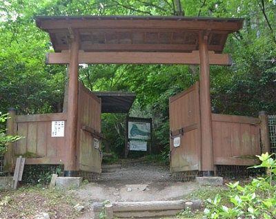 小平湿性植物園入口