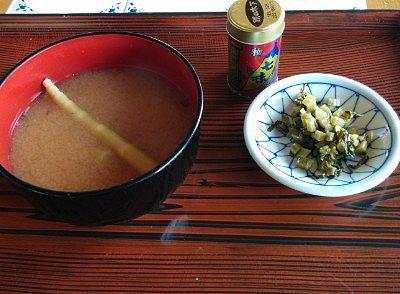 タケノコ汁