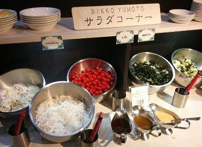 色々なサラダの具