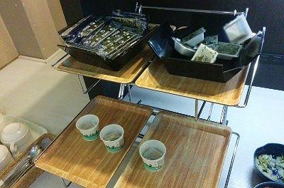 海苔と納豆