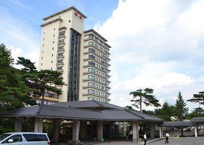 ホテル櫻井外観