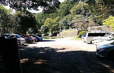小俣フィッシングパーク駐車場