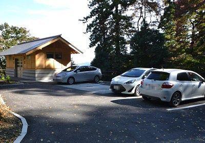 山門横祈祷者専用無料駐車場