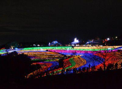 太田イルミネーション2018の様子