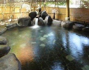 大きな露天風呂貸切の宿 旭館