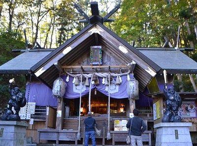 甲子大国神社の社殿