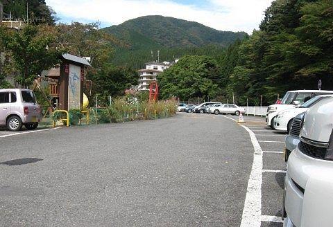 桐の木平駐車場