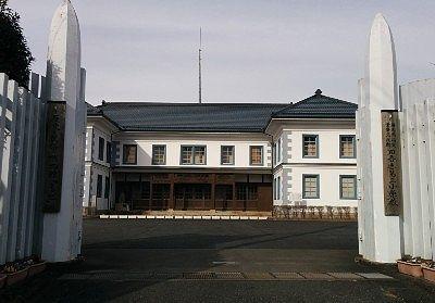 旧吾妻第三小学校の校舎