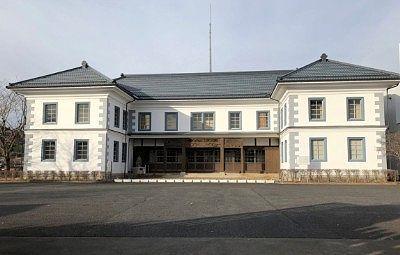 中之条町歴史と民族の博物館「Musee」ミュゼ外観