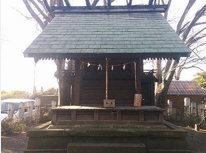 厩橋護国神社