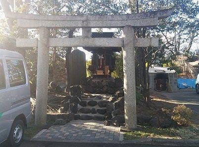 営築稲荷神社