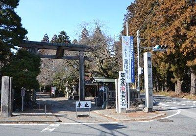 瀧尾神社大鳥居