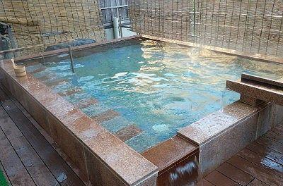 露天風呂竜王の湯