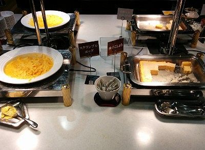 ダシ巻き卵、スクランブルエッグ