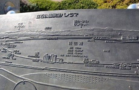 立石公園パノラマ図