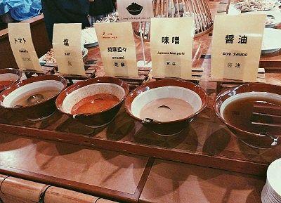 鍋バイキング選べるスープ