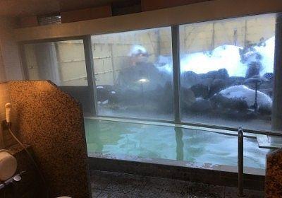 女湯の内風呂