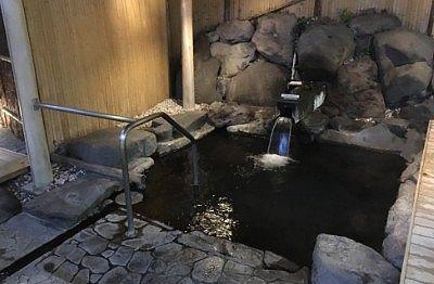 小さい方の露天風呂