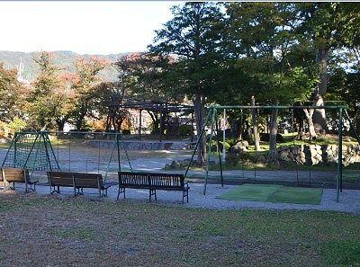 高島公園の遊具